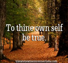 Are you true to yourself? #sobriety #recovery #soberlife
