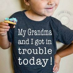 Best Baby Reveal Ideas For Grandparents Grandchildren Ideas Quotes About Grandchildren, Funny Quotes, Life Quotes, Funny Grandma Quotes, Grandma And Grandpa, Grandma T Shirts, My Daddy, Shirts With Sayings, Grandparents