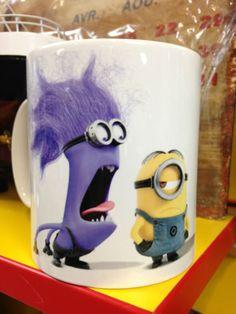 Mug Despicable Me Minnions C Minion New Ceramic Mug | eBay