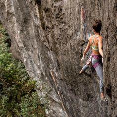 Rock Climbing Training, Climbing Girl, Life Of Walter Mitty, Hookahs, Mountain Climbing, Surf Girls, Parkour, Crazy People, Extreme Sports