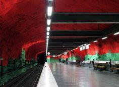 SOLNA STATION (ESTOCOLMO)