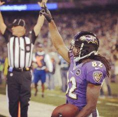 Torrey Smith - Baltimore Ravens