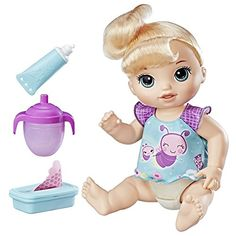 Baby Alive Twinkles n Tinkles Blonde >>> You can find out more details at the link of the image.Note:It is affiliate link to Amazon.