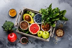 List: Everything About Raw Food Nutrition