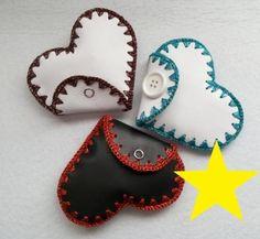 Image result for pinterest bolsos y monederos hechos a mano