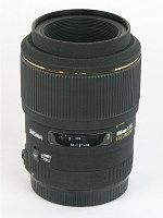 Sigma 105 mm f/2.8 EX DG Macro - Zdjęcia i parametry