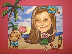 hawaii- my niece