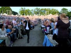 Kashmir video que fue realizado en el concierto Rock Symphonies, Open Air Live realizado el 08 de junio 2010
