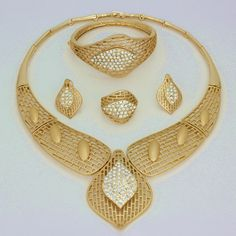 Find More Jewelry Sets Information about CZ On Sales! Free shipping 2016 new arrival big Necklace earrings sets fashion dubai african 18K gold plated jewelry sets set,High Quality necklace earring set,China earrings metal Suppliers, Cheap earings gold from YIWU CZ Jewelry Co. on Aliexpress.com