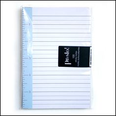 Self-Stick Notepad – Blue Self, Notes, Green, Blue, Report Cards, Notebook