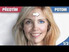 V tomto prvním díle ze tří se ve Photoshopu naučíte, jak za pár vteřin zeštíhlit obličej, jak vyretušovat pupínky, zredukovat vrásky a odstranit mastné odlesky pleti | Photoshopové Orgie