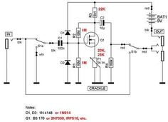 Image result for guitar effects pedals schematics