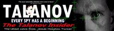 Book Readers Heaven: Talanov Insider News! Heeeeeeees Coming Soon! Want to Be an Insider Too! Sign Up Now!