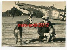 Foto, Luftwaffe, Me 109, Bf-109, 4.JG77, Helmut Henz, Norwegen, 1940, b | eBay