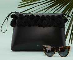 Statement clutch and #NEWSEASON sunnies Shop online: http://n-duo-concept.com/styleset251