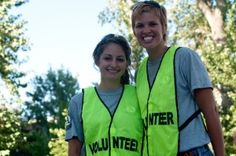 engaging volunteers at events