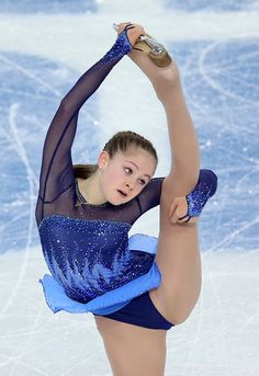 Yulia Lipnitskaya of Russia - Figure Skating Team Ladies Short Program during day one of the Sochi 2014 Winter Olympics in Sochi, Russia