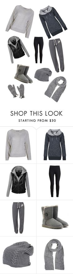 """Cold"" by jazzy-iii ❤ liked on Polyvore featuring FWSS, STELLA McCARTNEY, NIKE, UGG Australia, Suoli and Acne Studios"
