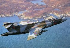 RAF Buccaneer. Westland Lysander, Blackburn Buccaneer, War Jet, South African Air Force, Avro Vulcan, Post War Era, Military Aircraft, Military Jets, Royal Air Force