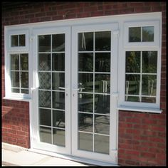 Weatherall specialises in uPVC double glazed windows and doors Melbourne, Offering secure & energy efficient double glazing windows an Affordable rate. Window Glazing, Door Fittings, Double Glazing, House Exterior, Kitchen Design Trends, Windows, French Doors, House, Back Doors