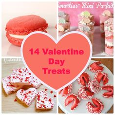 Share the love.... I have found 14 fabulous Valentine treats, some easy to make, some a little more difficult, to share with you. These bloggers are so crafty and fun in the kitchen, be sure to stop by and visit their blogs to see more delicious treats. I find the most delicious things over on... Read More »