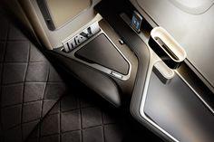Dreamliner interior for British Airways by Forpeople