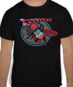 camisetas super fly 19,90