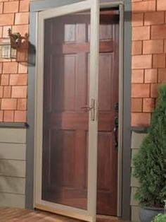 Screen Door On Pinterest Screen Doors And Window