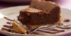 Receita do dia: Torta de amendoim com Nutella®