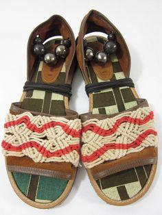 Marni sandals via ebay