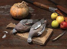 """La tradicional """"caza de la paloma"""" de los vascos, usando remos y redes en el corazón de los Pirineos, en el New York Times"""