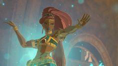 Zelda BotW Urbosa design