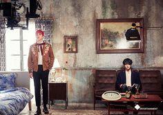 Himchan and Yongguk