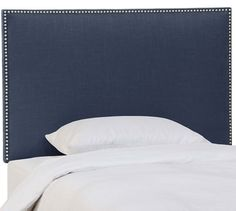 Loren Kids' Headboard, Navy | One Kings Lane