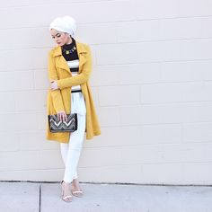 Salam ladies Sorry I haven't been active on social media, I'm now recovering from a cold However, I have some nice outfits coming your way this week inshallah This Hijab -> Hajib Fashion, Muslim Fashion, Modest Fashion, Unique Fashion, Daily Fashion, Fashion Outfits, Modest Outfits, Cool Outfits, Cowgirl Style Outfits