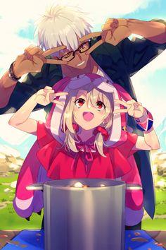 Character Concept, Character Art, Character Design, Chica Anime Manga, Kawaii Anime, Fate Archer, Archer Emiya, Shirou Emiya, Fate Stay Night Anime