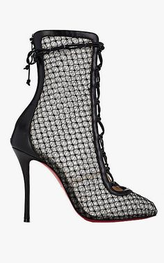 Christian Louboutin Hotero ankle boots.