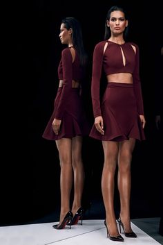 Cushnie et Ochs Pre-Fall 2014 Collection Photos - Vogue