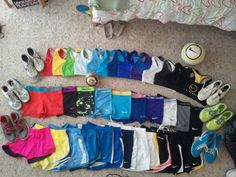 Every girls dreamEspecially the Nike pros and sport bras