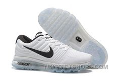 8e71b93b79be Authentic Nike Air Max 2017 White Black Best M4k8yT