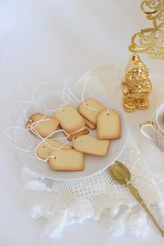 Biscotti a forma di bustina da tè – La Cucina Psicola(va)bile di Iaia & Maghetta Streghetta