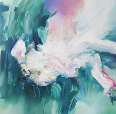 Hermann Mejía | Within | Rabbit Study I | 2014 | Gallery Elena Shchukina  | London | October 2017  Oil on canvas 88.5 x 84.5 cm
