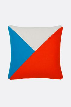 Technicolour Cushion #4
