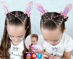 Easy Toddler Hairstyles, Lil Girl Hairstyles, School Hairdos, Aurora Hair, Girl Hair Dos, Hair Videos, Hair Designs, Hair Hacks, Hair Beauty