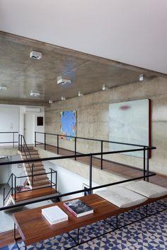 Casa Jardins | CR2 Arquitetura #living #circulation