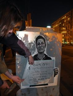 Taking it to the the streets! CASS workshop on street art in DC | Collective Action for Safe Spaces