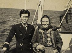 Tatsuo Osako (大迫辰雄), of Chiba, Japan was a citizen of the Japanese Empire during World War II who is most notable for transporting Jews to safety. He was responsible for transporting over 2,000 Jews from German-occupied counties, and ship them safely elsewhere. He, along with his partner Chiune Sugihara, is often referred to as the Japanese Schindler.