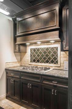Arabesque design kitchen backsplash tile - Artisan Arabesque Verde Ceramic Wall Tile https://www.tileshop.com/product/494219.do