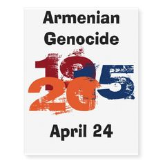 Armenian Genocide Temporary Tattoo Temporary Tattoos #ArmenianGenocide Go to www.zazzle.com/monstervox for more Armenian Genocide products