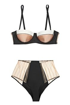 To celebrate National Underwear Day we rounded up the chicest lingerie.  Shop all our favorites 9ff549804